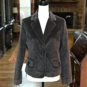 Talbots Courderoy Jacket